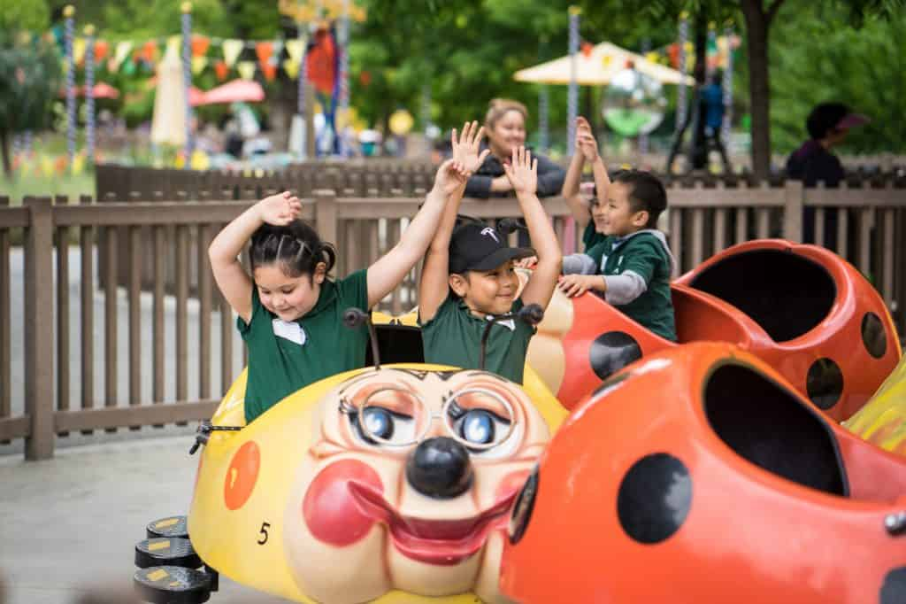 Fun Things to do with kids in San Jose - Happy Hollow