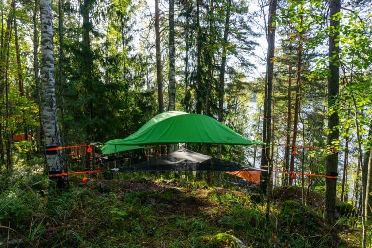 Eco Camp Nuuksio - Tentsile Experience Camp