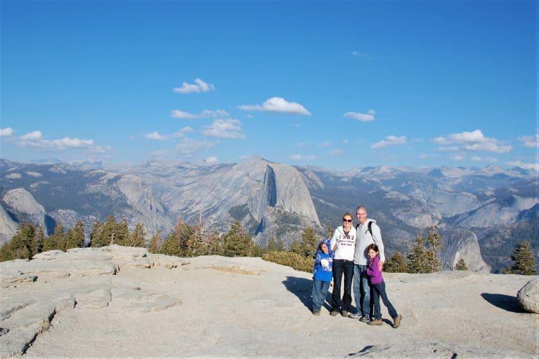 Yosemite's Sentinel Dome