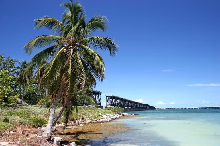 Bahia Honda in the Florida Keys
