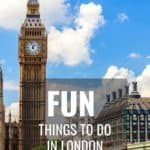 London with Teens: 25 Things You Must Do 1