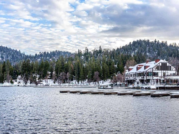 Big Bear Snow Play: Things to do in Big Bear in Winter