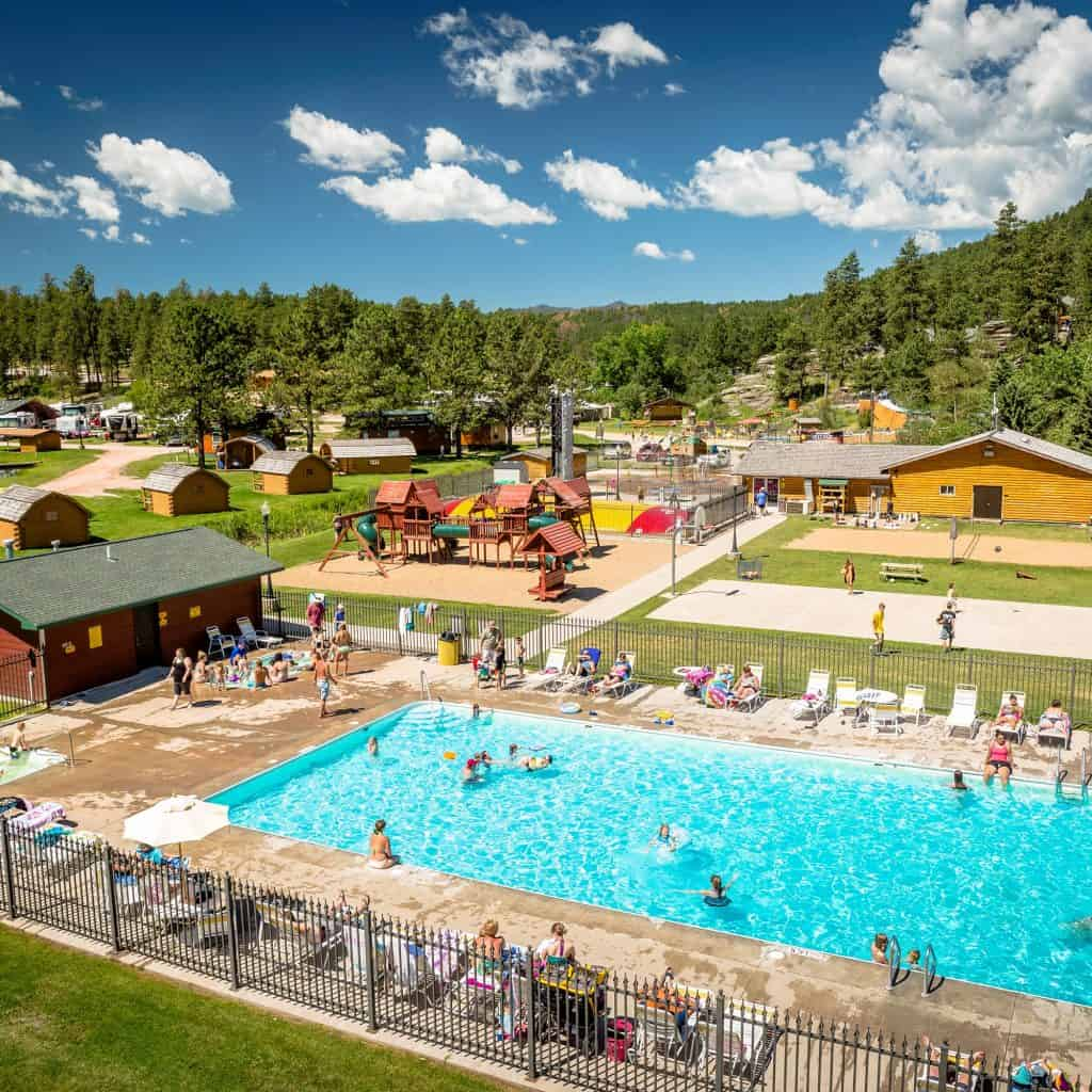 Black Hills KOA Resort