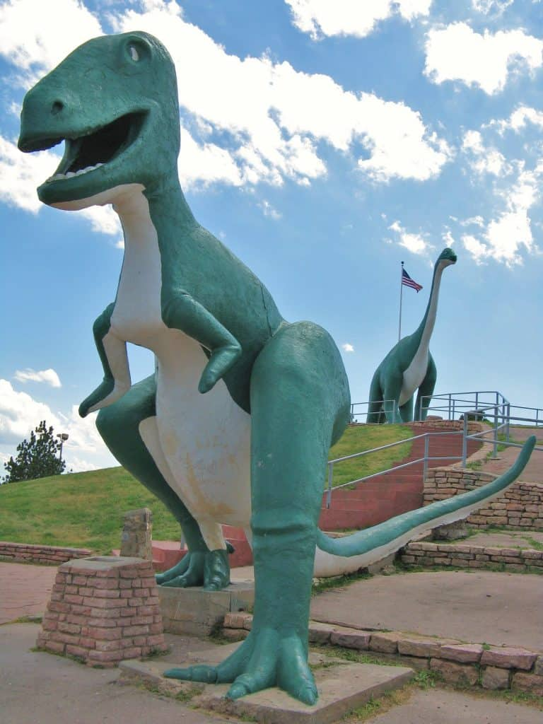 Dinosaur Park Rapid City
