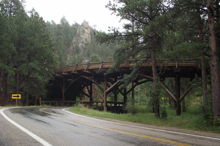 Black Hills Iron Mountain Road