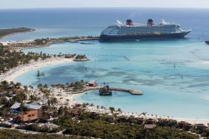Castaway Cay Photo Courtesy of Disney Cruise Line. Diana Zalucky, photographer