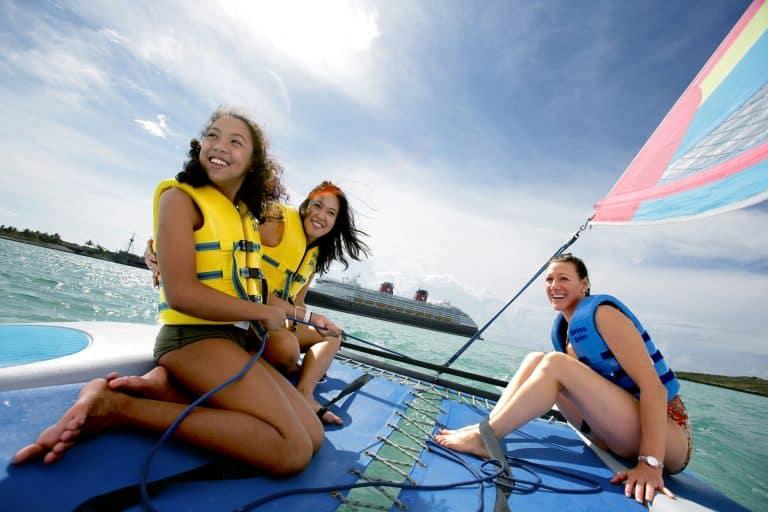 Castaway Cay Excursions