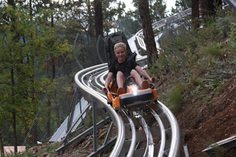 Rush Mountain Alpine Coaster