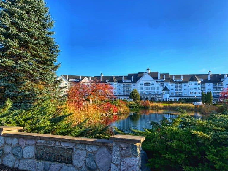 Osthoff Resort near Elkhart Lake in Sheboygan County, WI