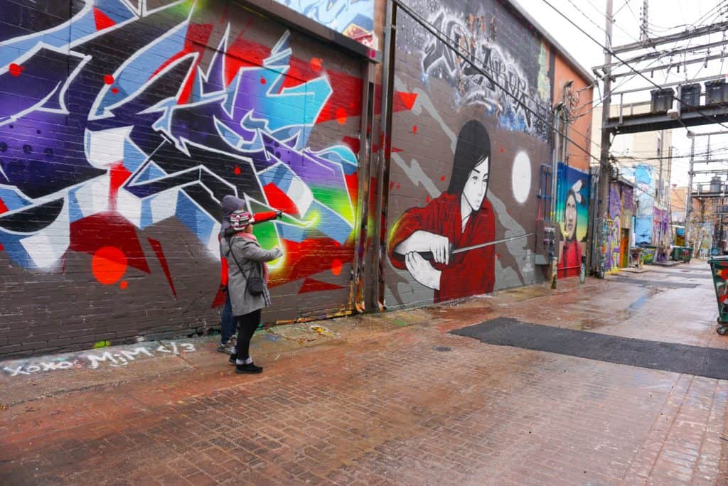 Rapid City Art Alley