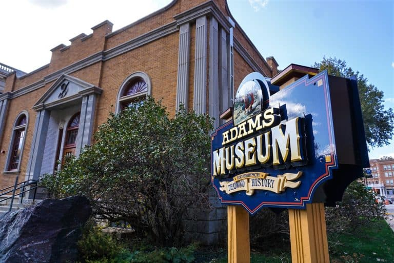Adams Museum in Deadwood