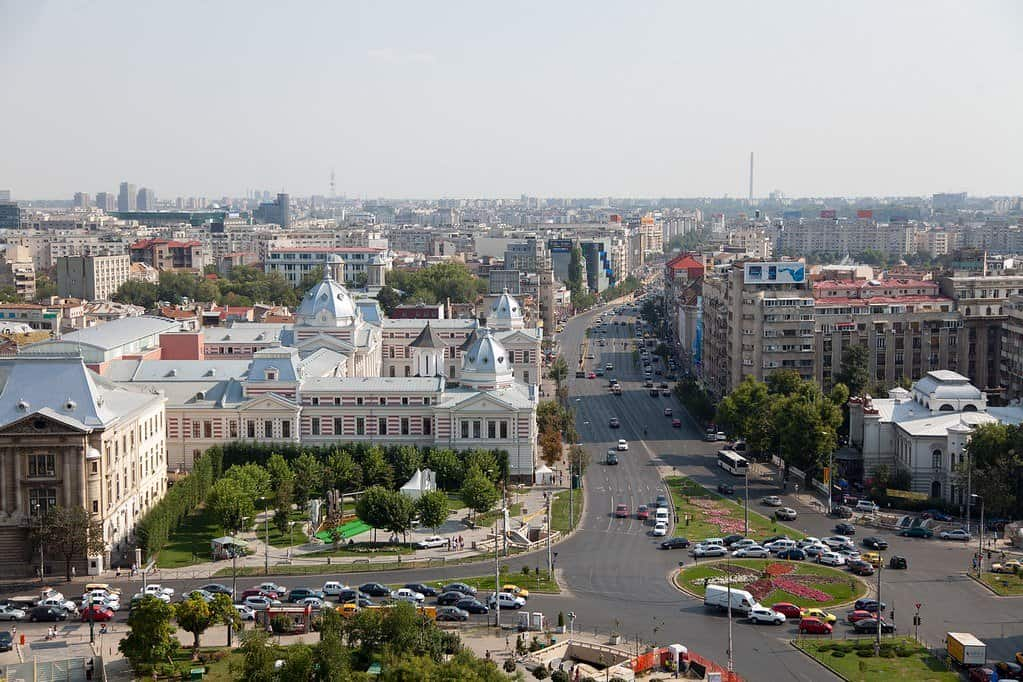 Bucharest, Capital of Romania