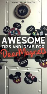 Awesome Disney Cruise Door Magnets | Tips & Ideas for Your Vacation 3