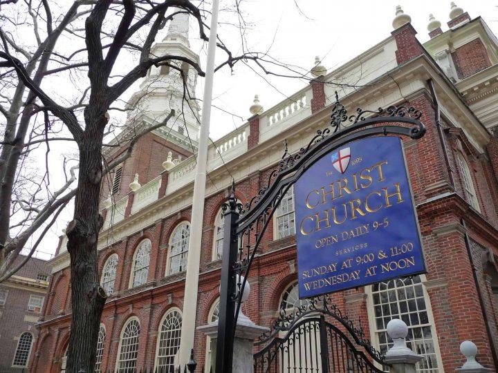 Christ's Church Philadelphia Hamilton Road Trip