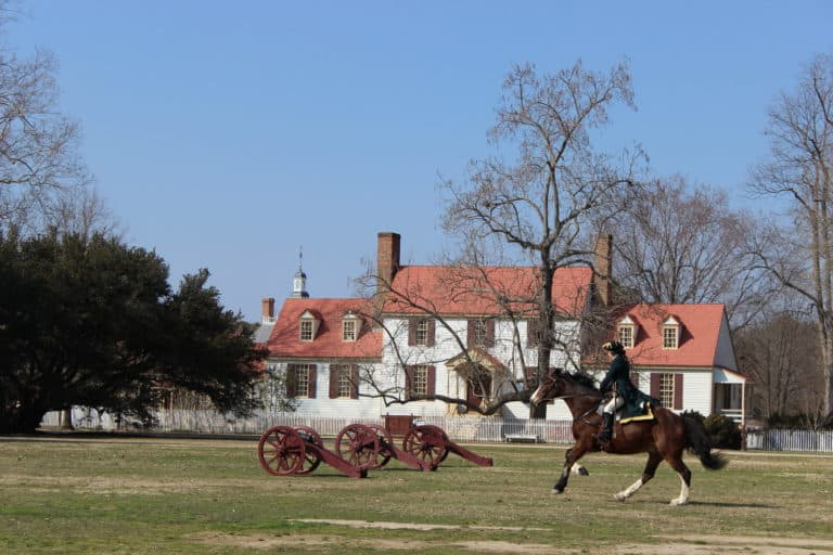 Colonial Williamsburg: Hamilton Road Trip