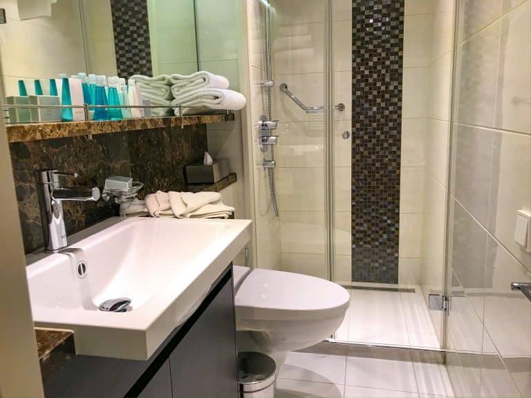 AmaViola Stateroom Bathroom