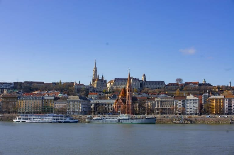 Danube River Cruise - Budapest