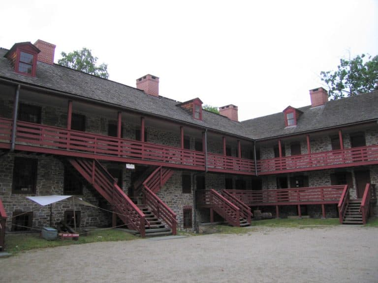 Trenton Barracks