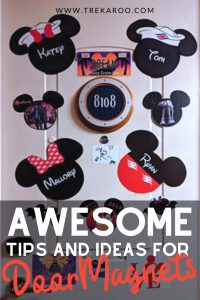 Awesome Disney Cruise Door Magnets | Tips & Ideas for Your Vacation 4