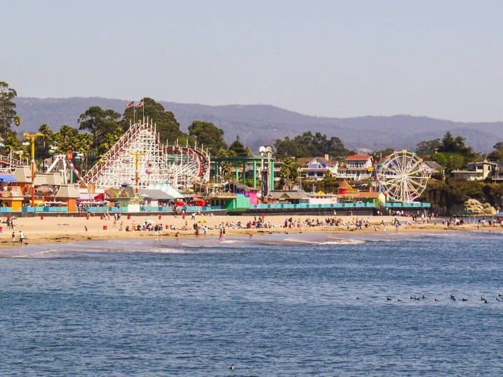 10 Super Fun Things to do in Santa Cruz with Kids!
