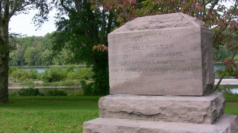 Hamilton Road Trip- washington crossing historic park