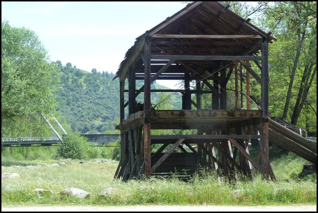 Sutters mill photo