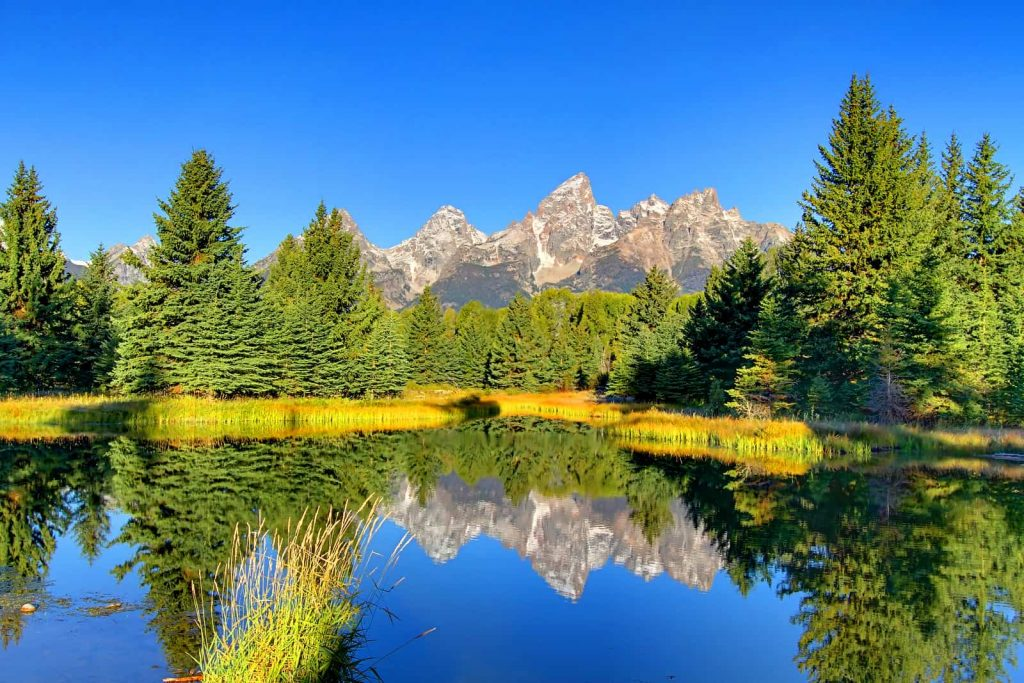 grand teton is one of the best national parks for kids