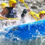 River Rafting with Kids on the American River 3