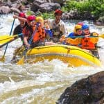 River Rafting with Kids on the American River 2