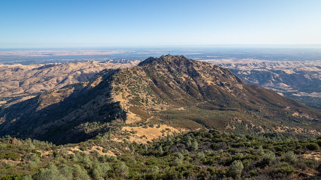 mount diablo photo
