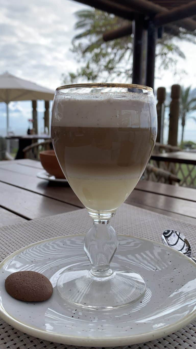 Barraquito from Tenerife Spain