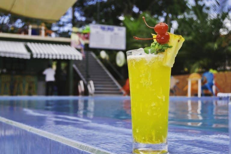 Belize Rum Punch