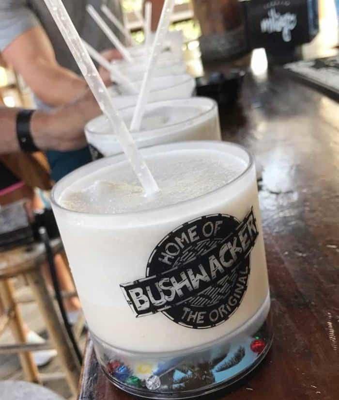 Pensacola Beach Bushwacker