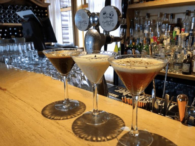 Ranga Espresso Martini