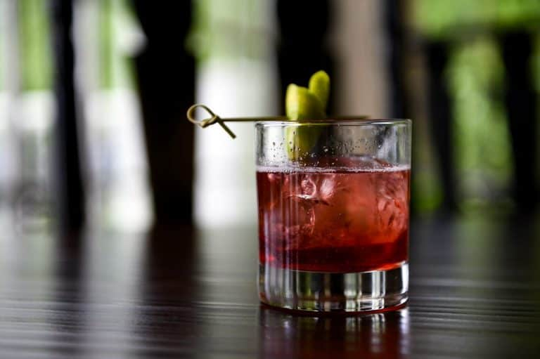 Shady Lady Cocktail