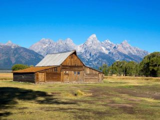 Wyoming family vacations