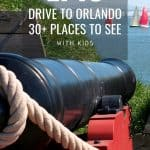 Drive to Orlando| 30+ Fun Places to Stop on the Way to Florida 2