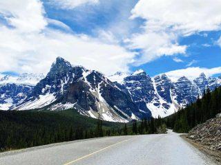 Banff to Jasper Drive