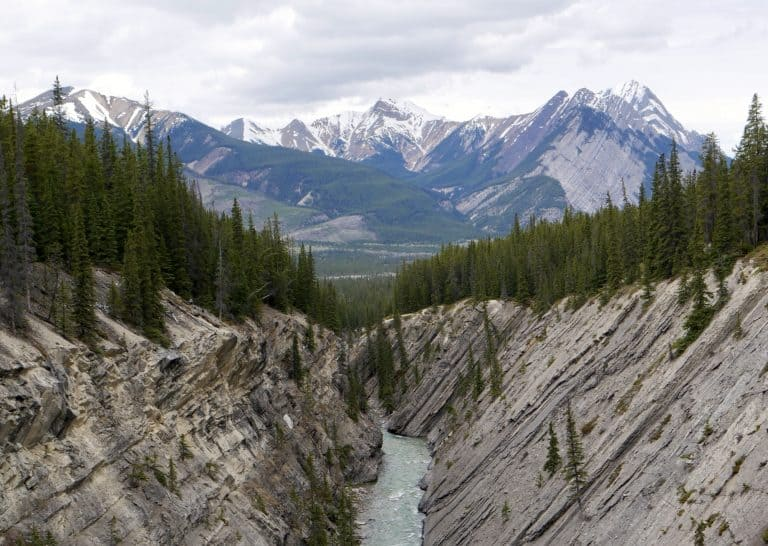 Saskatchewan River Crossing