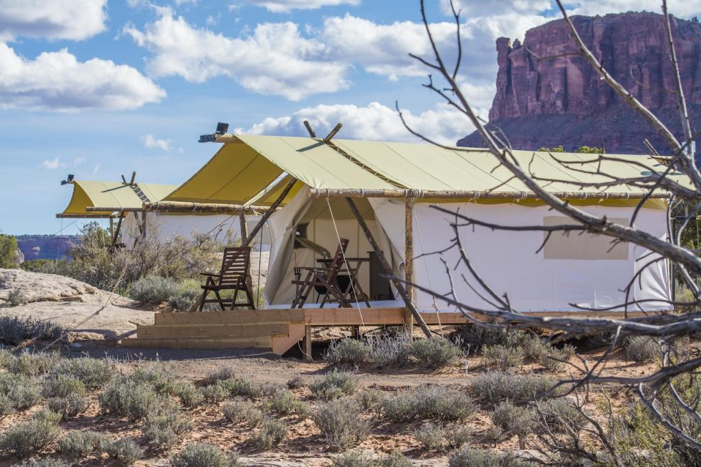 Under Canvas Moab