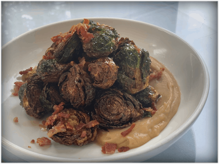 Crispy Brussels Sprouts Recipe