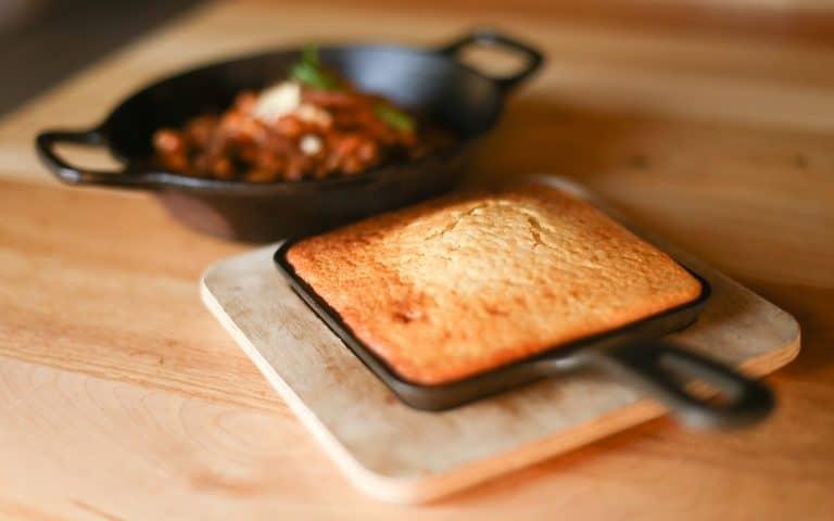Cast Iron Cornbread Recipe