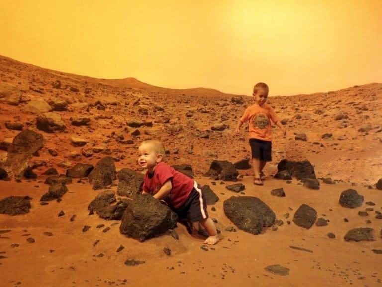 clark planetarium by tiffany vaughn
