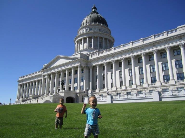 Utah Capitol Building | Photo by Tiffany Vaughn
