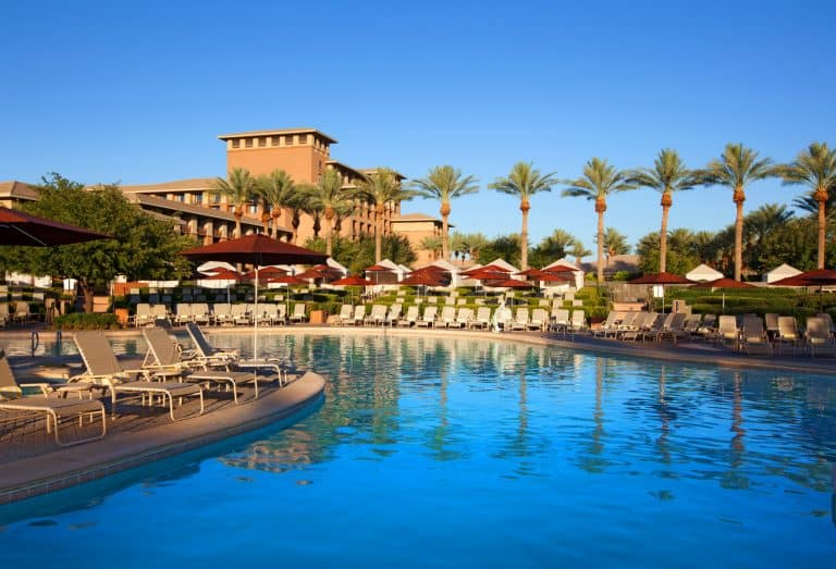 Adventure Pool at The Westin Kierland Resort & Spa. Credit The Westin Kierland Resort & Spa