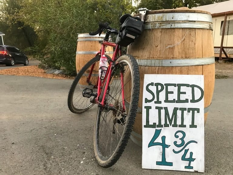 Slow it down at Wildhaven Sonoma