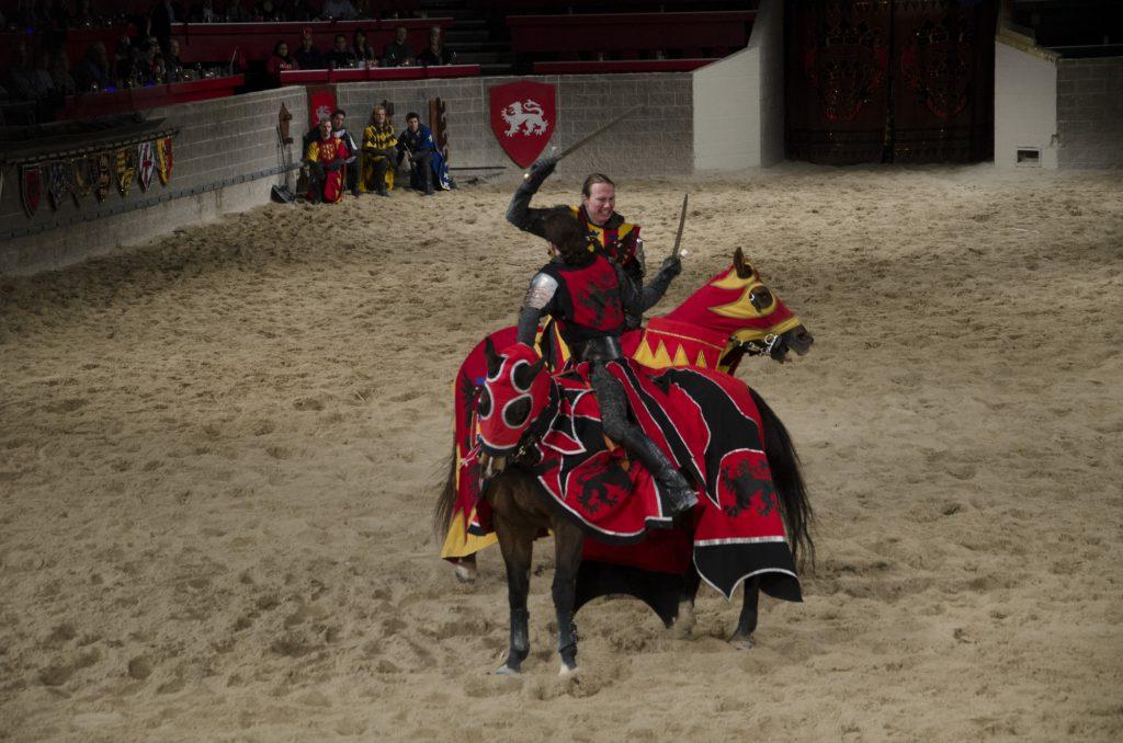 Medieval Times Photo by WikimediaCommons Boris Kasimov