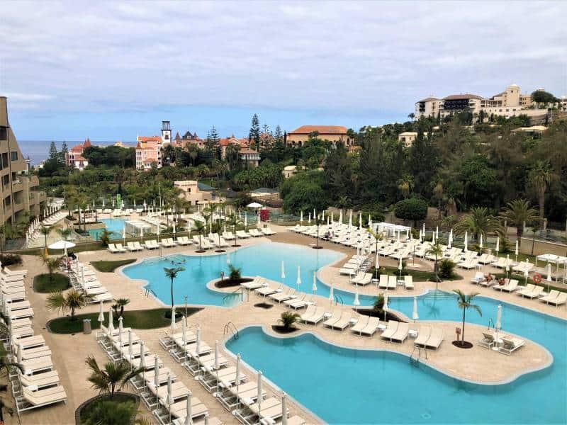 GF Victoria Hotel in Tenerife