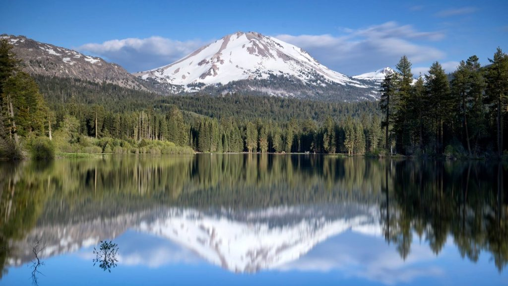 Lassen Volcanic National Park is the last stop on our California National Parks Road Trip