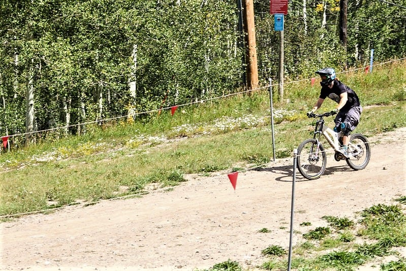 Mountain Biking in Vail